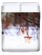 Ice Decorations IIi Duvet Cover