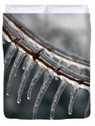 Ice Teeth Duvet Cover