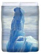 Iceberg Antarctica Duvet Cover