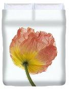 Iceland Poppy 1 Duvet Cover