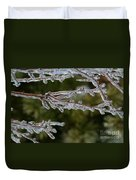 Icy Branch-7482 Duvet Cover