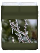 Icy Branch-7485 Duvet Cover
