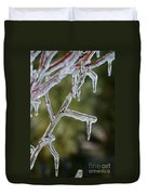 Icy Branch-7506 Duvet Cover