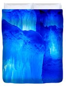 Icy Duvet Cover