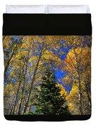 Idaho Autumn Colours Duvet Cover