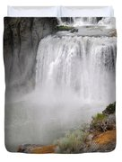 Idaho Waterfall Duvet Cover