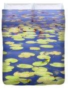 Idyllic Pond Duvet Cover