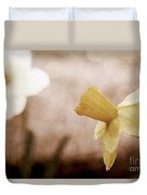 If These Flowers Could Speak  Duvet Cover