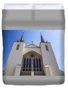Iglesia 2 Duvet Cover