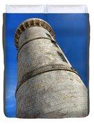Ile De Re Lighthouse Duvet Cover