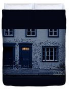 I'll Leave The Light On For You Duvet Cover by Edward Fielding