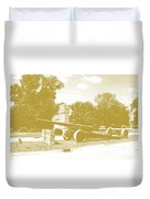 Illinois Veterans' Home Entry Duvet Cover