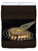 Illuminated Bread Duvet Cover
