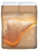Illumination Series Sea Shells 19 Duvet Cover