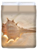 Illumination Series Sea Shells 6 Duvet Cover
