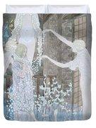 Illustation From Le Reve Duvet Cover