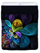 Imminent Bloom Duvet Cover