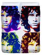immortal jim morrison painting by ryszard sleczka. Black Bedroom Furniture Sets. Home Design Ideas