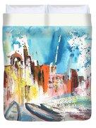 Imperia In Italy 03 Duvet Cover