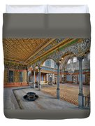 Imperial Hall Of Harem In Topkapi Palace Duvet Cover by Ayhan Altun