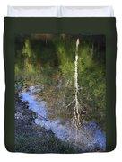 Impressionist Reflections Duvet Cover