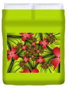 In A Flower Meadow Duvet Cover