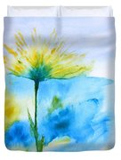 In All Your Glory Duvet Cover