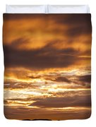 In Case You Missed God's Message To You... Good Morning Children I Love You Have A Blessed Day Duvet Cover