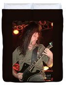 In Flames Duvet Cover