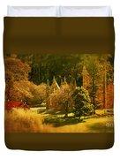 In Gods Light Duvet Cover