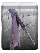 In Memory Of A Tree Duvet Cover