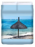 In Perfect Balance. Beach Life Duvet Cover