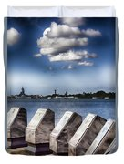 In Remembrance V7 Duvet Cover
