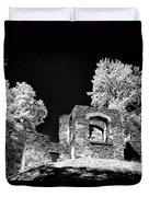 In Ruins Duvet Cover