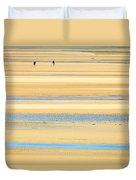 In Tasman Sands Duvet Cover