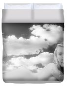 In The Cloud 1082 .01 Duvet Cover