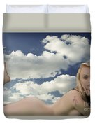 In The Cloud 1082 .02 Duvet Cover