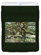In The Depth Of Enchanting Forest I Duvet Cover