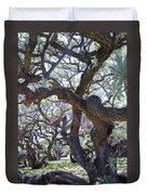 In The Depth Of Enchanting Forest II Duvet Cover