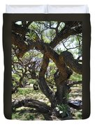 In The Depth Of Enchanting Forest IIi Duvet Cover