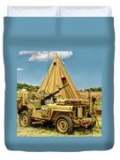 In The Field Duvet Cover