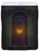 In The Great Hall Duvet Cover
