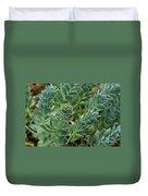 In The Green Duvet Cover