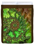 In The Jungle  Duvet Cover by Heidi Smith