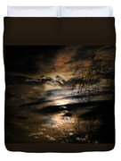 In The Midnight Hour II Duvet Cover