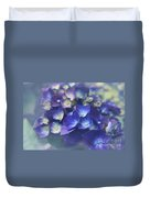 In The Morning Mists Duvet Cover