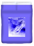 In The Peace Of Books Duvet Cover