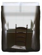In The Shadows Of Light Duvet Cover by Margie Hurwich