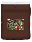 In The Tree Duvet Cover