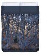In The Woods V2 Duvet Cover